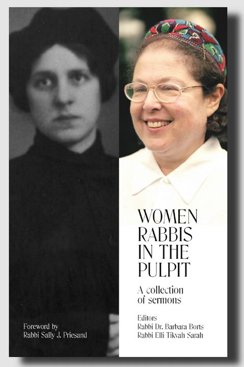 Women Rabbis in the Pulpit – A Collection of Sermons